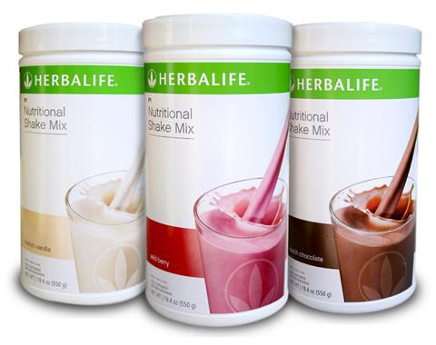 shake herbalife buat menambah berat badan