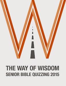 2015 - Way of Wisdom