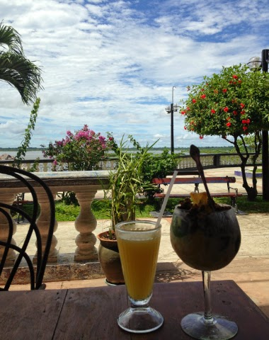 brunch by the amazon iquitos peru