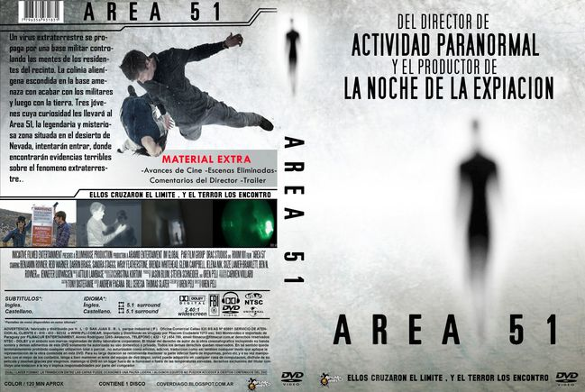 Area 51 – Latino