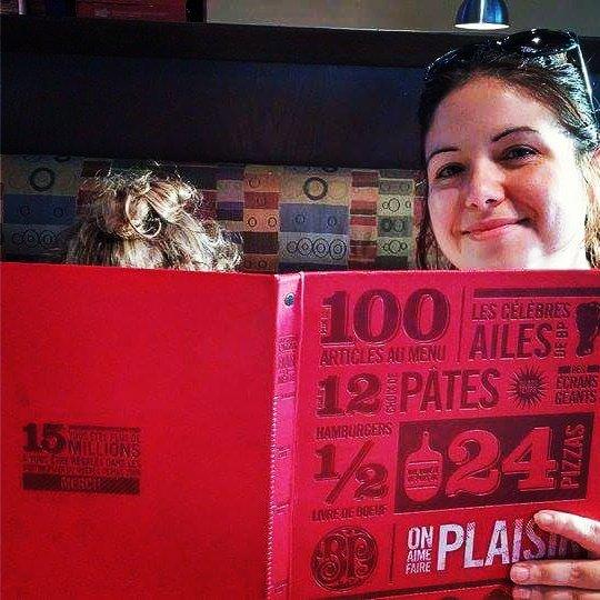 Une carte pour enfant généreuse chez Boston Pizza #BP10ansQC