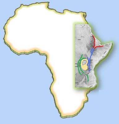 El origen: El gran valle del Rift