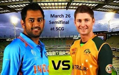 India vs Australia Preview, Head to Head record at world cup