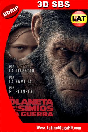 El Planeta De Los Simios: La Guerra (2017) Latino 3D SBS BDRIP 1080P ()