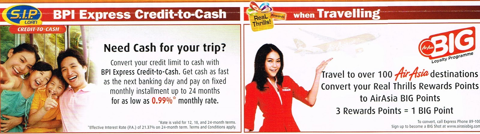 BPI Express Credit: Thrill Seekers July-August 2014