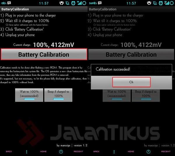 Baterai HP Android Tahan Seperti Baru