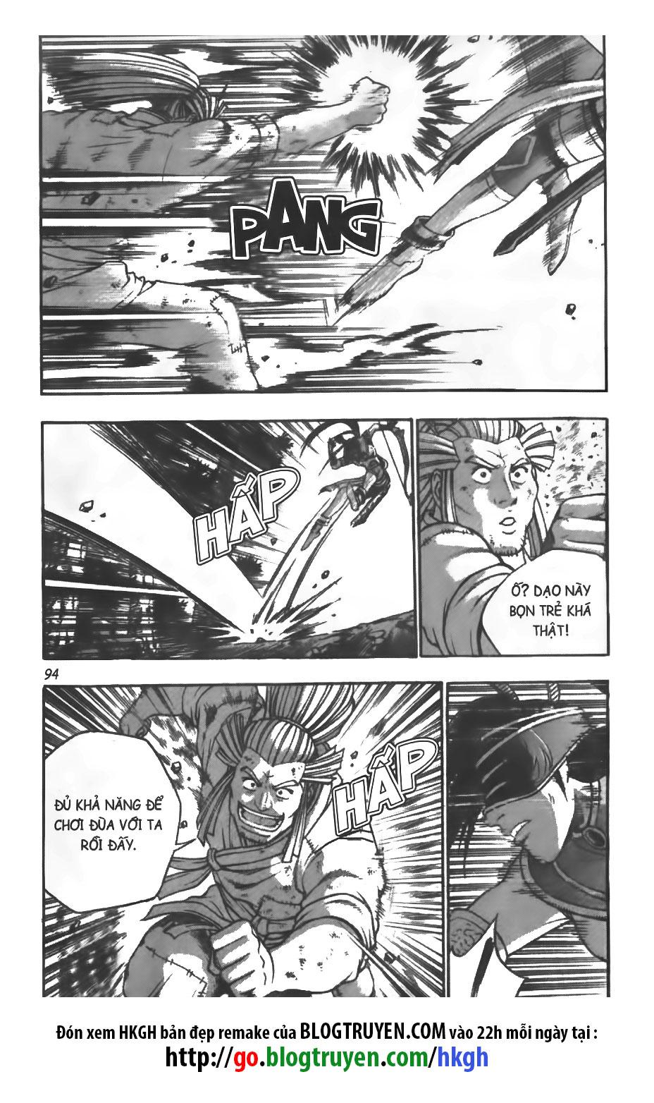 Hiệp Khách Giang Hồ chap 274 Trang 20 - Mangak.info