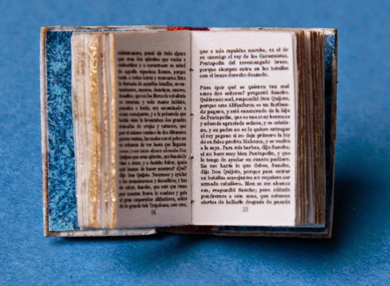 Mis libros en miniatura