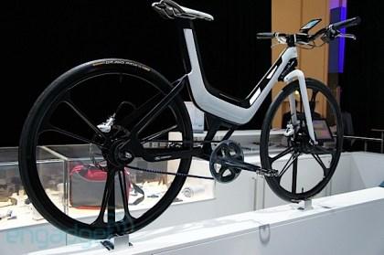 2011 Ford E-Bike Concept