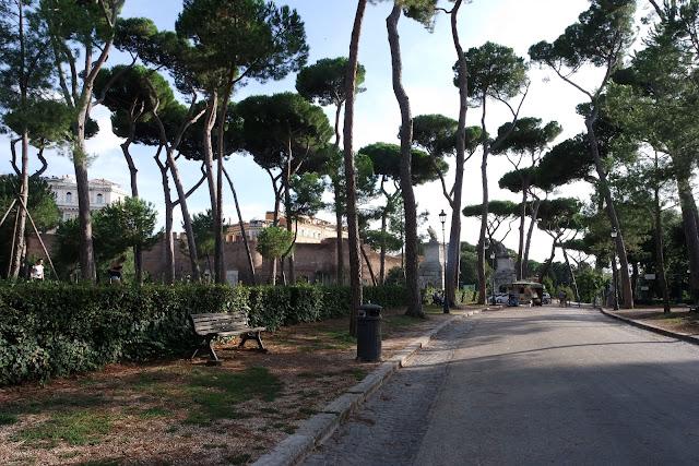 Villa Borghèse, Parc, Musée, Oeuvre, Plante,Roma Street, Rome, Roma, Voyage, Vlog, Roadtrip, blog,