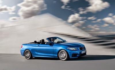 2015 BMW M235i Convertible Test Drive