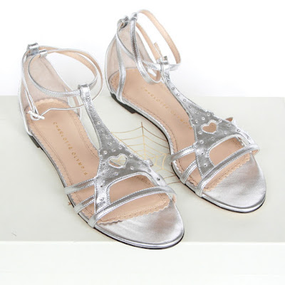 charlotte olympia parisienne eiffel tower sandals rhinestone
