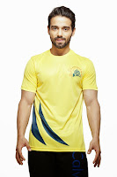 Buy Chennai Super Kings Scar Tee Rs. 350 only at Amazon.