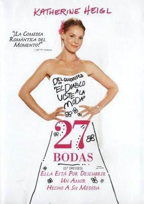 27 Bodas latino, descargar 27 Bodas, ver online 27 Bodas
