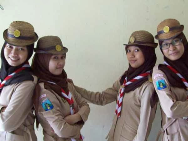 ini melengkapi artikel sebelumnya perihal  Arti Kiasan Lambang (Badge) Kwarda Jawa Timur