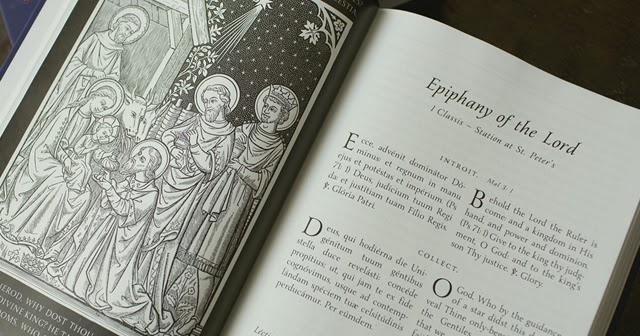 New liturgical movement the beauty of holiness an appreciation of the campion missal - Philippe campion ...