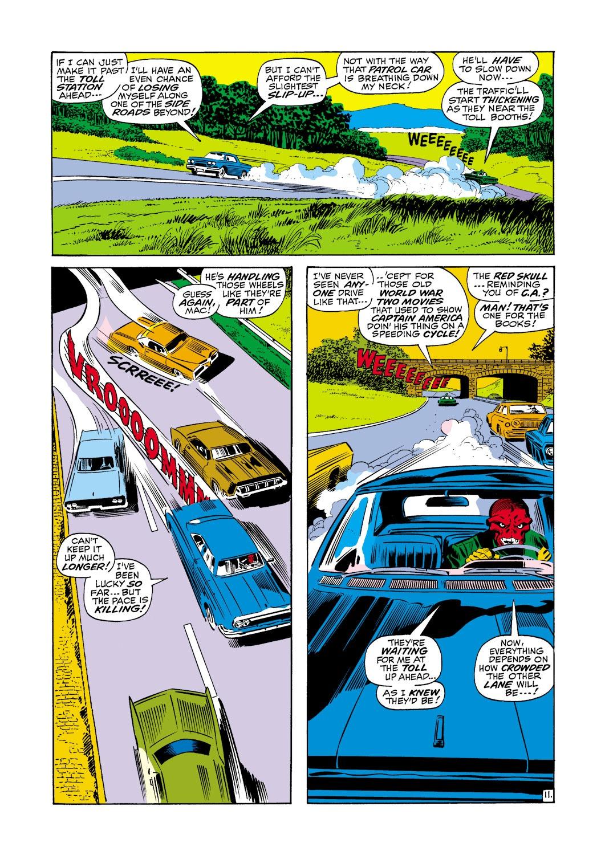 Captain America (1968) Issue #116 #30 - English 12