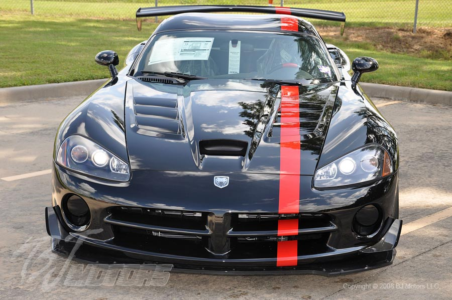 Dodge Viper SRT10 ACR images gallery:
