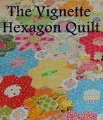 The Vignette Hexagon Quilt