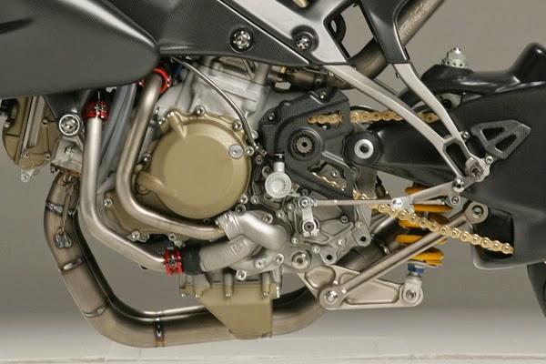 Ducati Scrambler Pipes