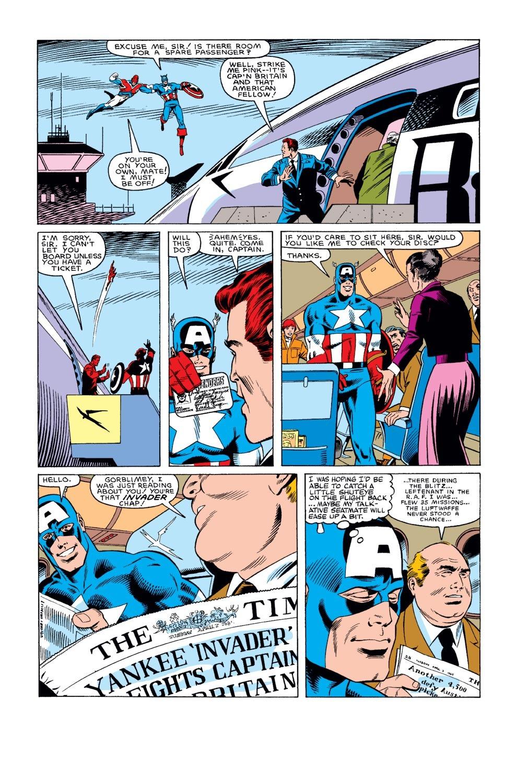 Captain America (1968) Issue #307 #235 - English 3