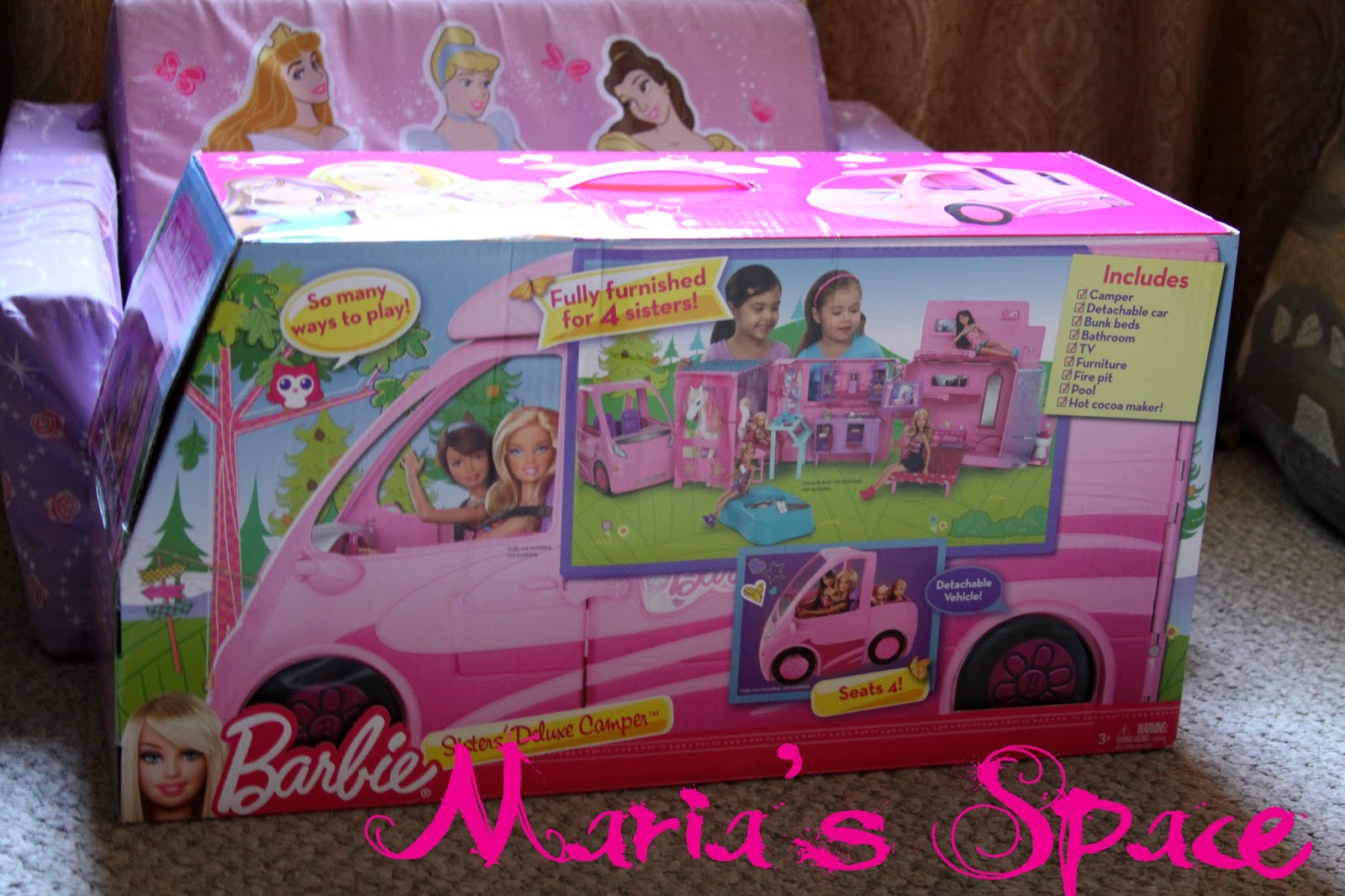 Maria 39 S Space We Reviewed The New Barbie And Her Sisters