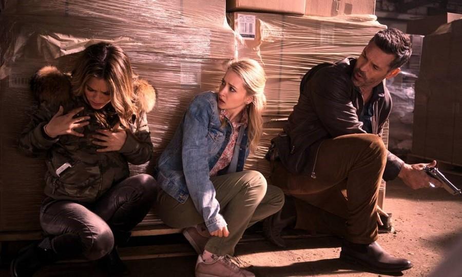 Take Two - 1ª Temporada Legendada 2018 Série 1080p 720p FullHD HD HDTV completo Torrent