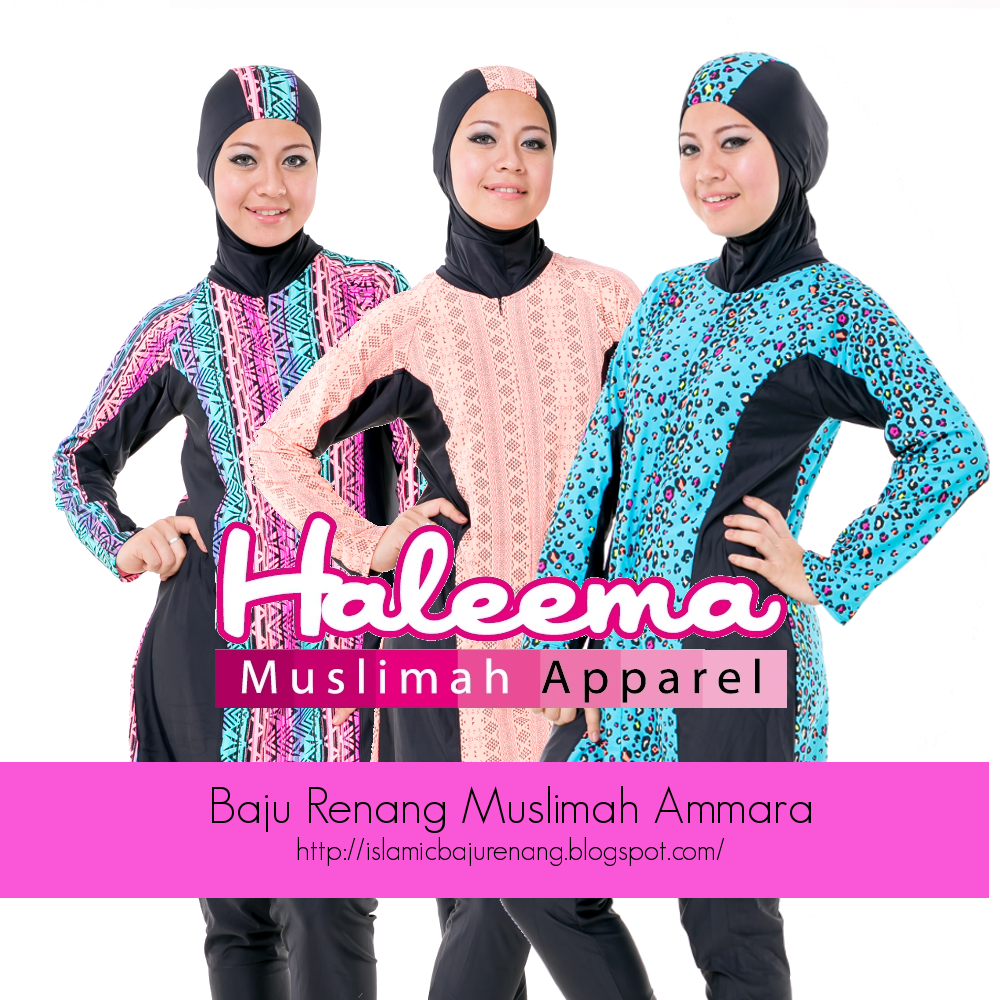 Baju Renang Ammara (BARU) Klik pada Image