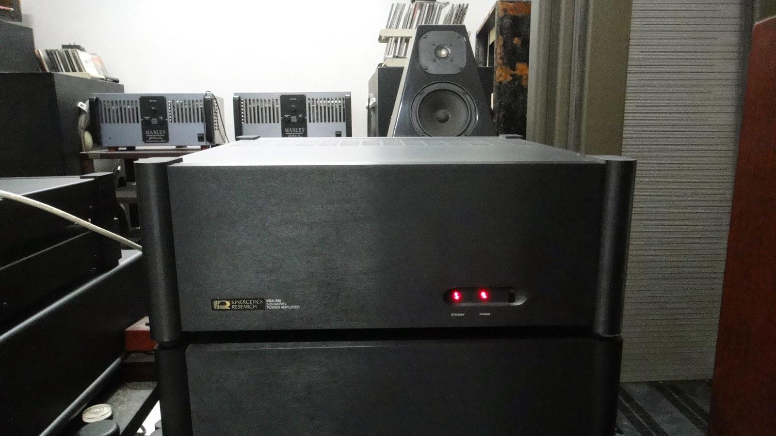 Kinergetics Research KBA-380 power amolifier DSC04310