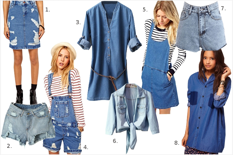 Denim obsession jeans garments trend