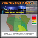 Severe Weather Outlook Map (Original)