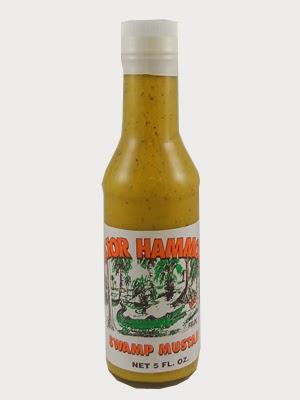Gator Hammock Swamp Mustard Sauce