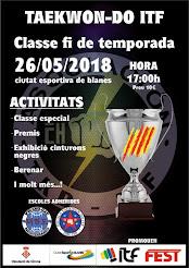 CLASE FIN DE TEMPORADA