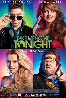 Watch Take Me Home Tonight 2011 DVDRip Hollywood Movie Online | Take Me Home Tonight 2011 Hollywood Movie Poster