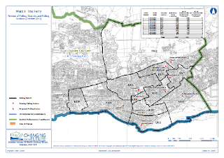 Ward 8 The Ferry, Review of Polling Districts and Polling Stations October 2013