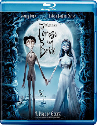 Corpse Bride (2005) 720p BRRip 500MB mkv Latino 5.1 ch