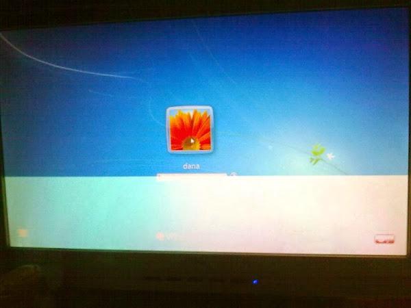 dada blog - old AOC monitor display problem