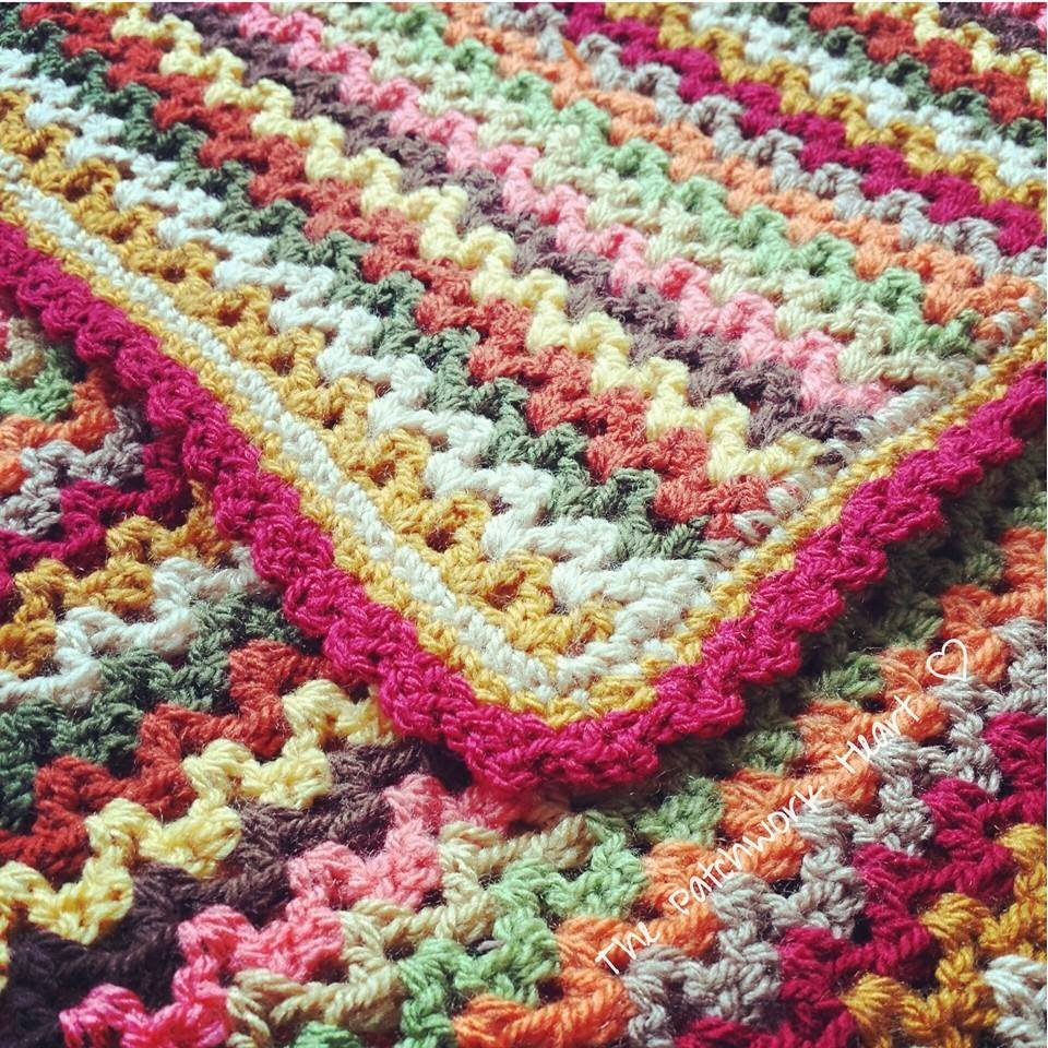 The Patchwork Heart: The amazing V Stitch
