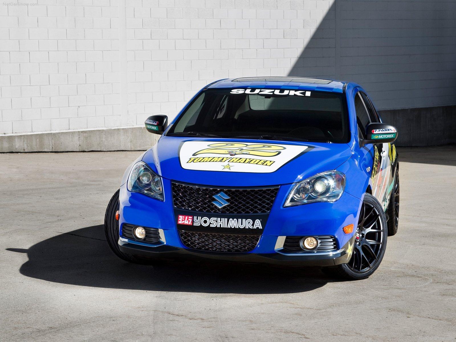 Hình ảnh xe ô tô Suzuki Kizashi Apex Concept 2011 & nội ngoại thất