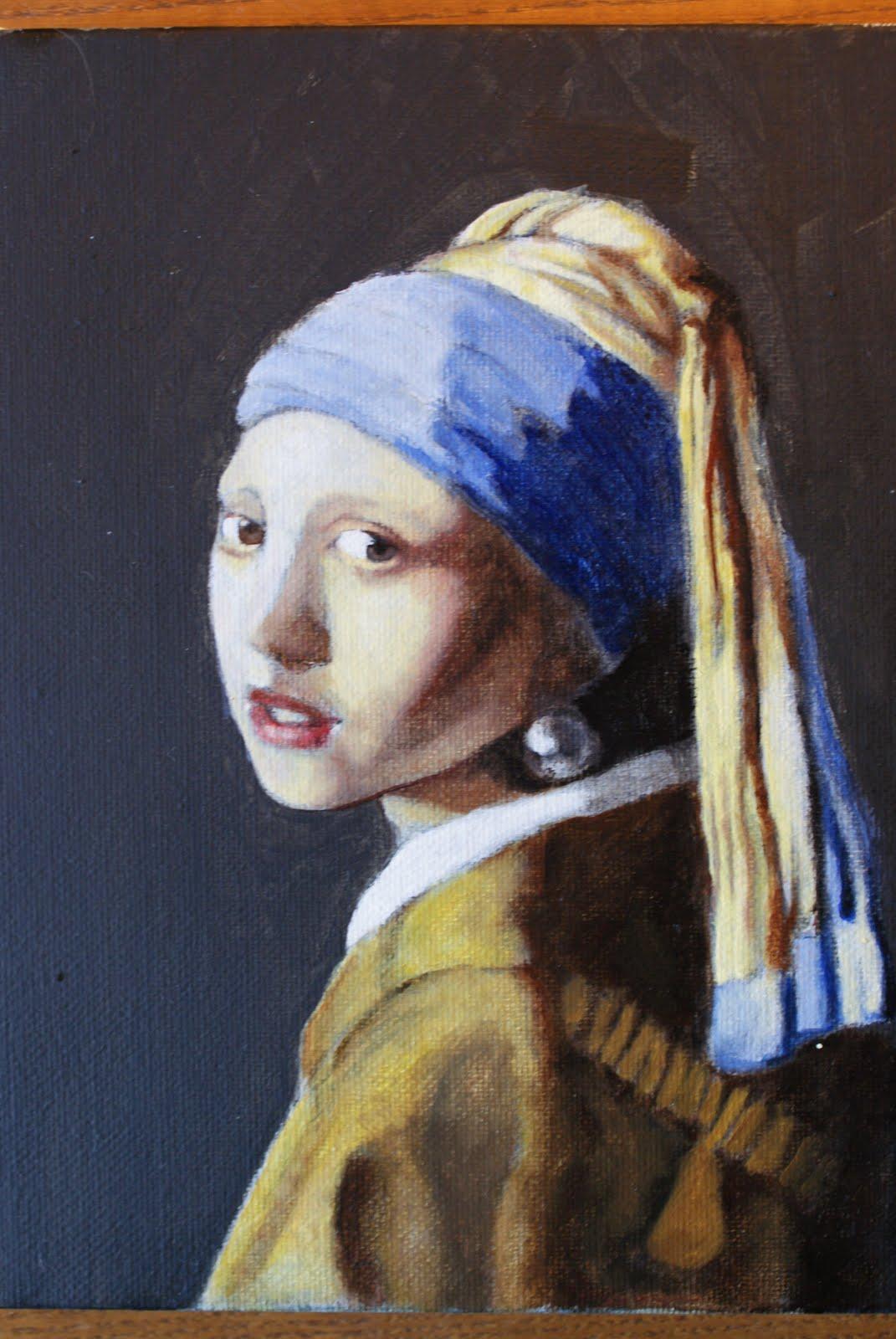Little J Art: Technique: peinture à l\'huile