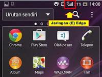 Cara Mengubah Sinyal Edge Menjadi 3G HSDPA di Android