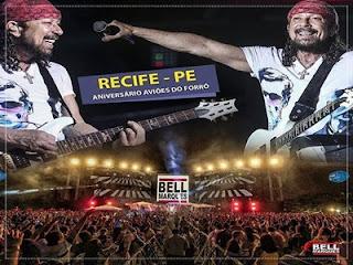 ao vivo em Recife - PE