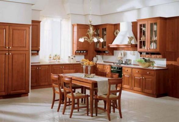 Estilo de Cocina Antigua por Veneta Cucine | Cómo Diseñar Cocinas ...