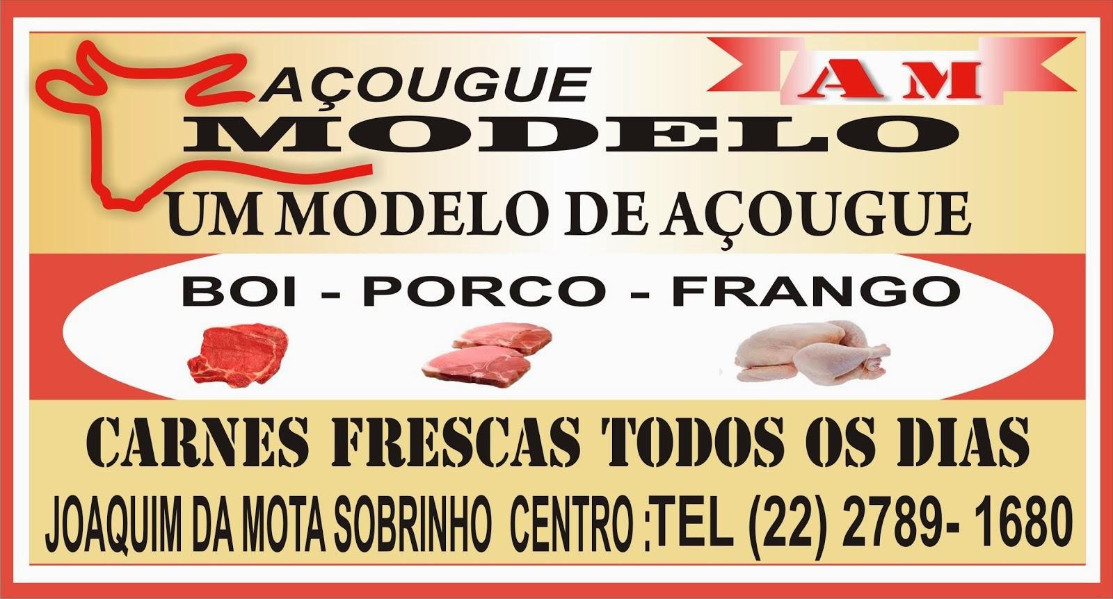 AÇOUGUE MODELO