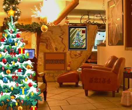 Games2Rule Christmas Chimney Escape