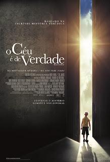 poster Download – O Céu é de Verdade – DVDRip AVI Dual Áudio + RMVB Dublado ( 2014 )