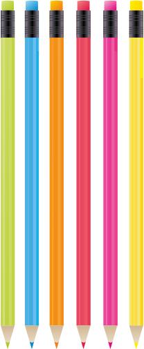 lápices de oficina - vector