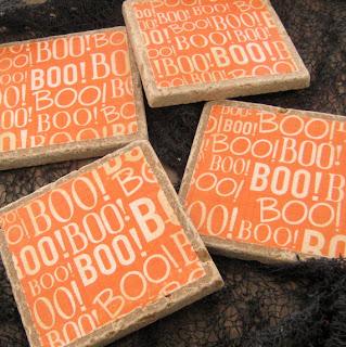 Boo Coasters