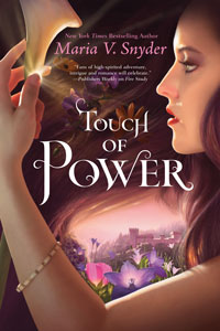 Cover Reveal: Touch of Power by Maria V. Snyder