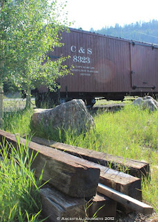 Breckenridge, Colorado, Summit County, box car, history, rail, railroad, family history, transportation, scenic, museum, park, Colorado and Southern
